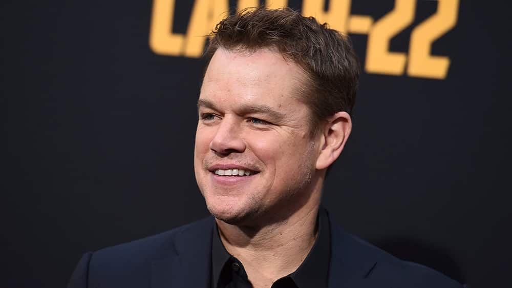 matt damon quiz
