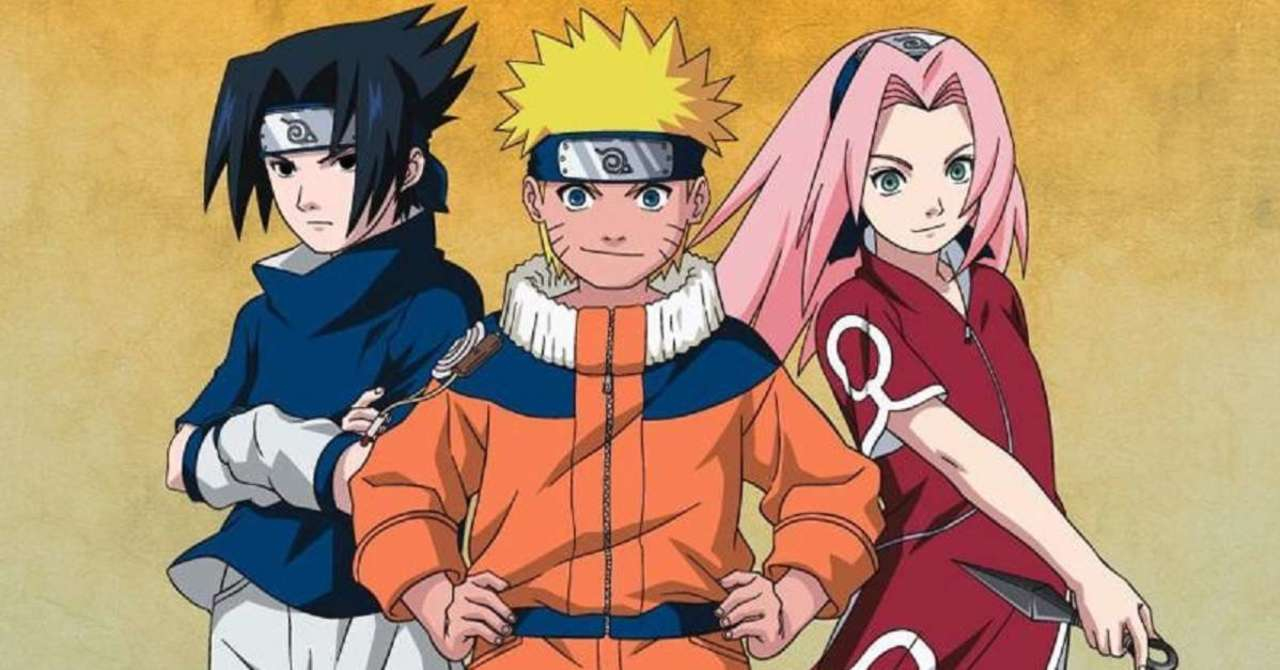 Naruto - 720 episodes ( Ended ) - longest running anime series