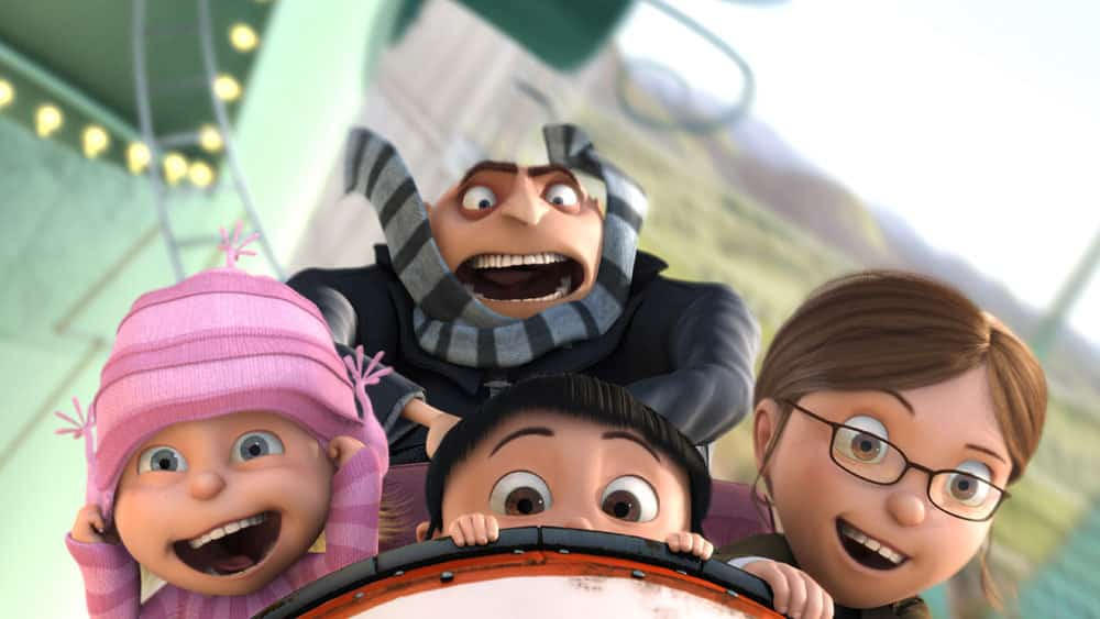 despicable me quiz