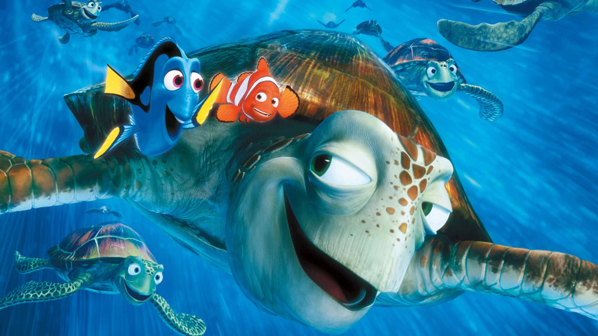 finding nemo quiz
