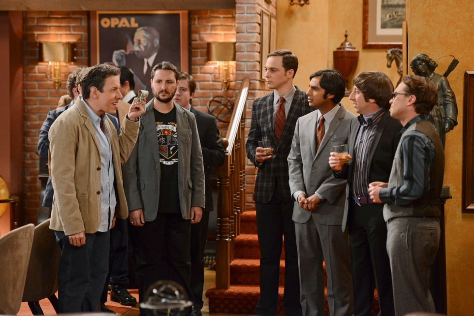 big bang theory questions and answers