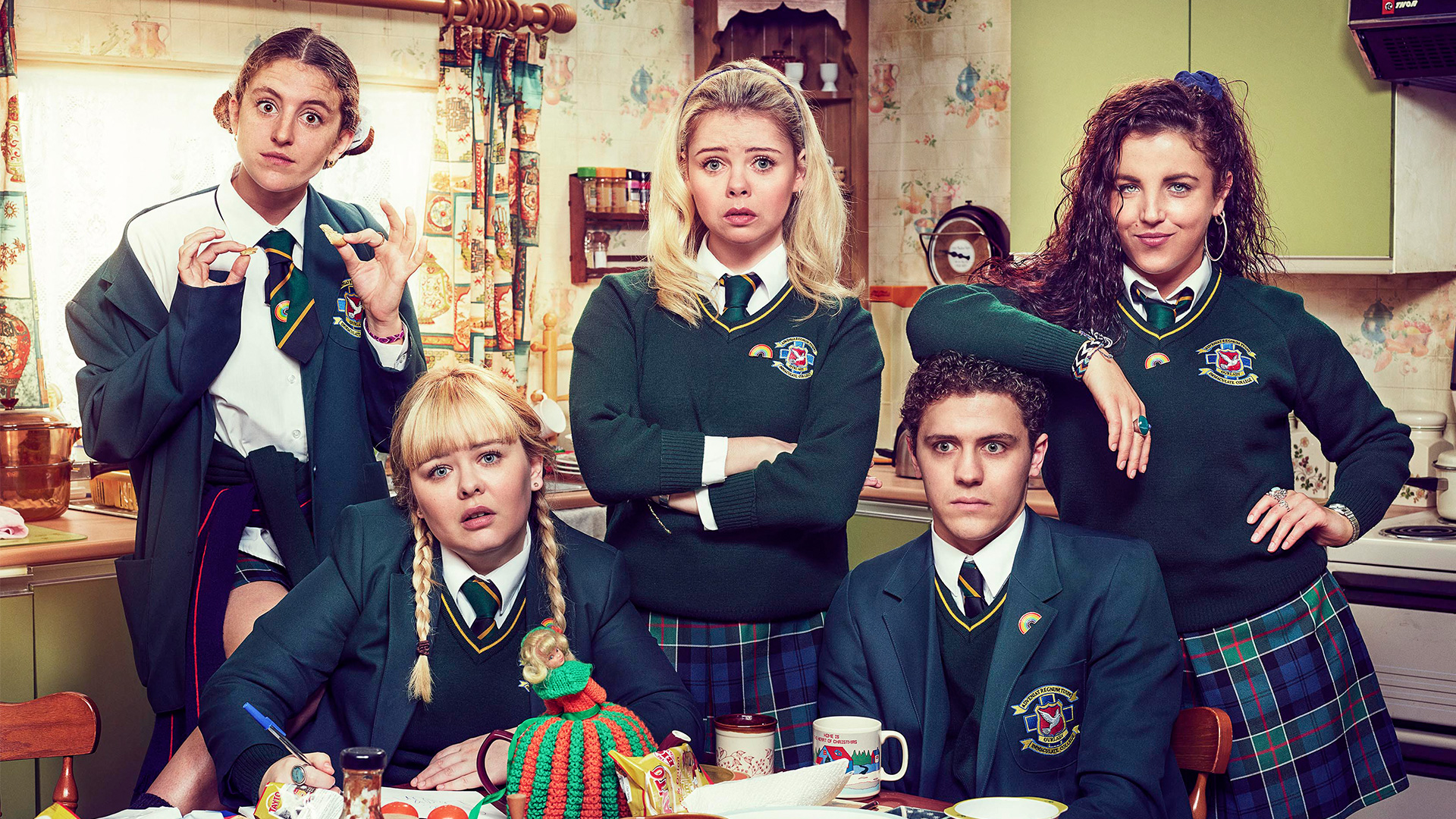 derry girls quiz