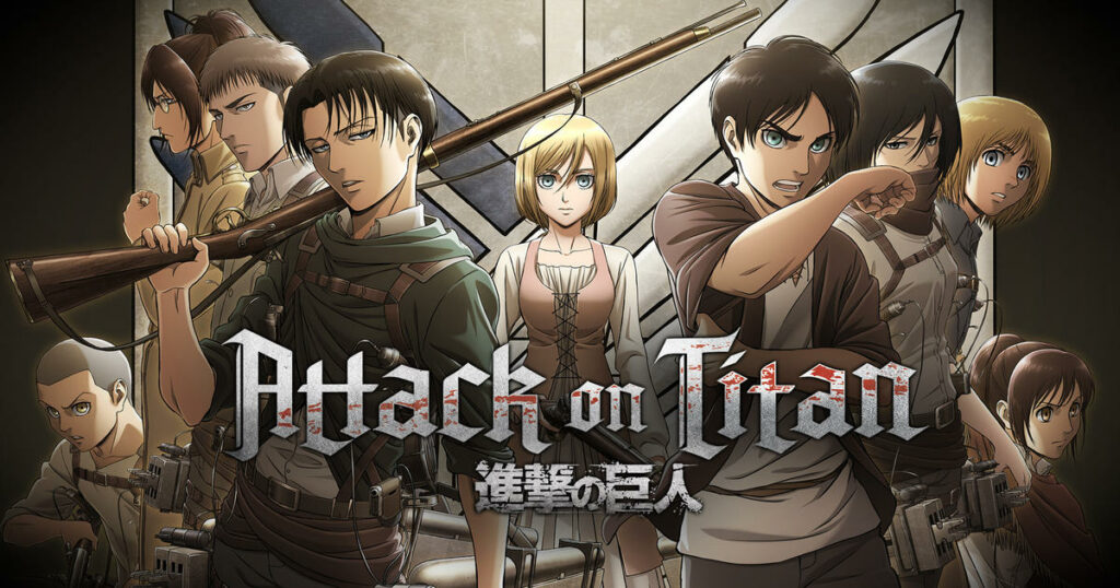 attack on titan characters quiz