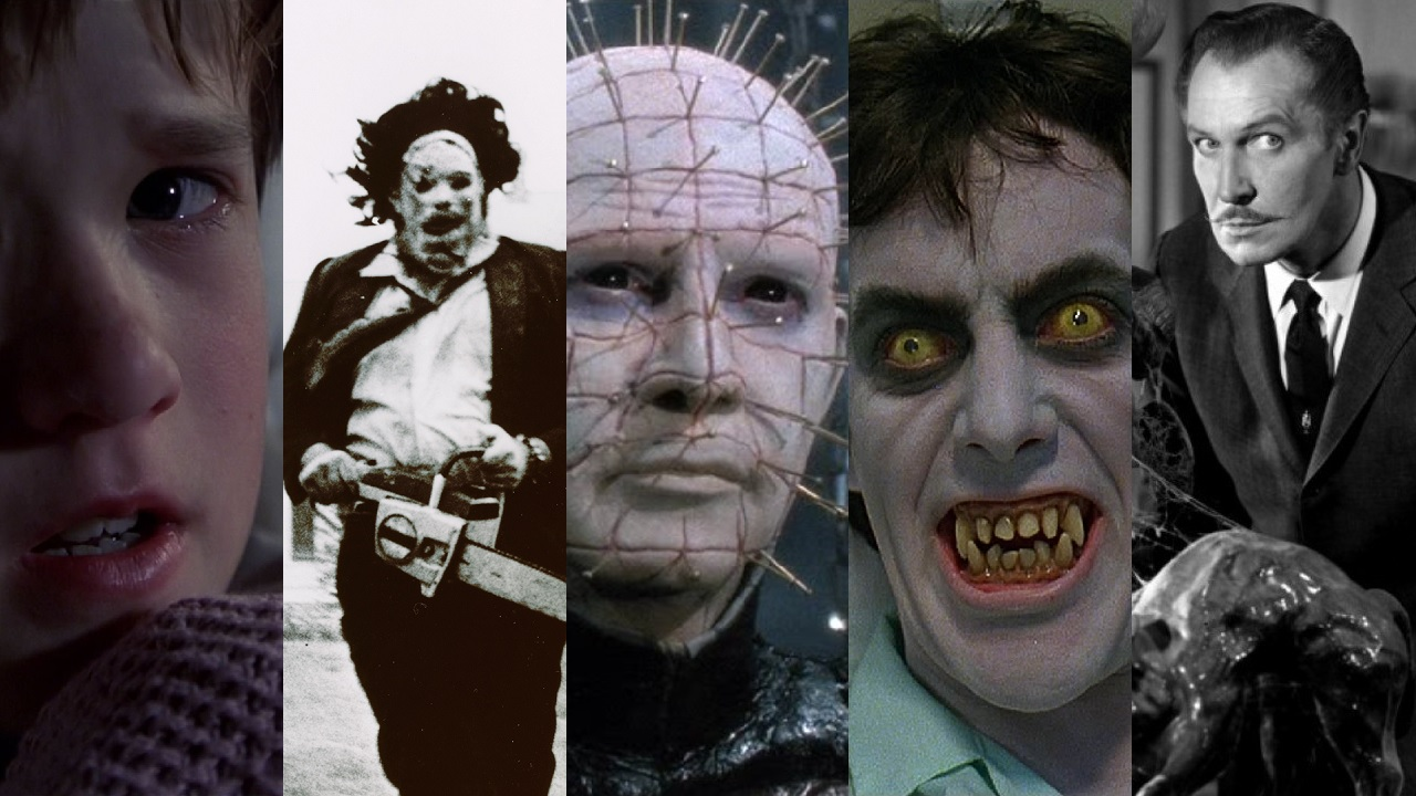 name these horror movies