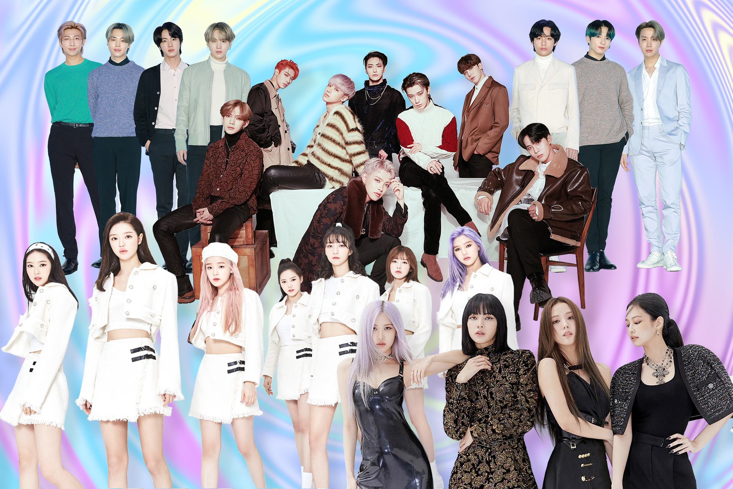 K-pop Quiz: Can You Get 80% On This Quiz? - Scuffed Entertainment