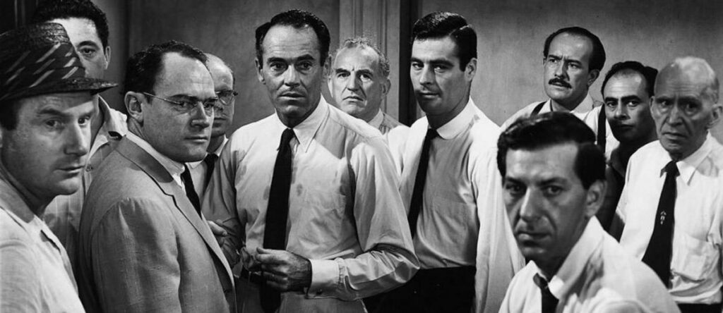 which 12 angry men character are you