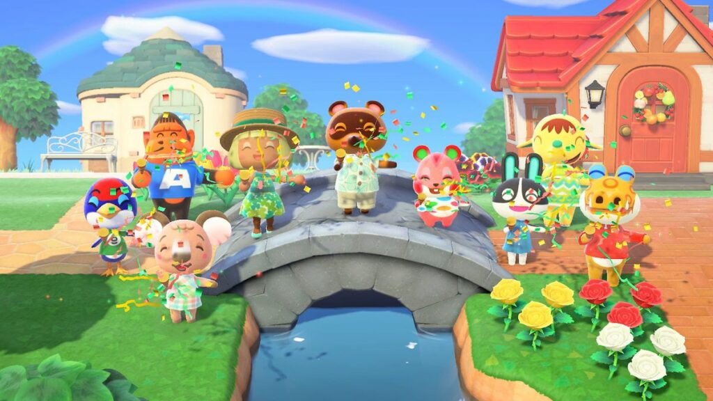 which animal crossing character are you