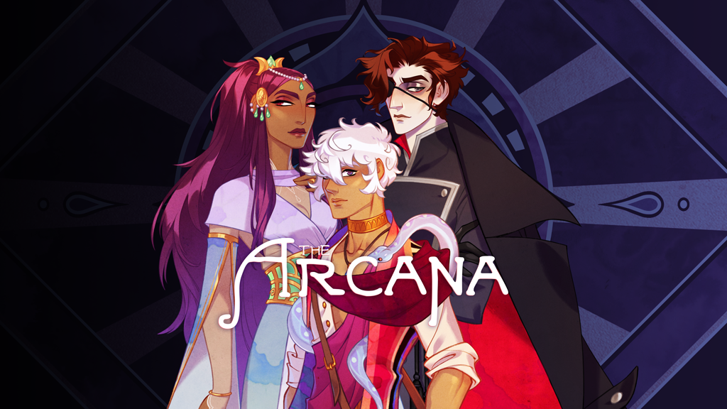 which arcana character are you
