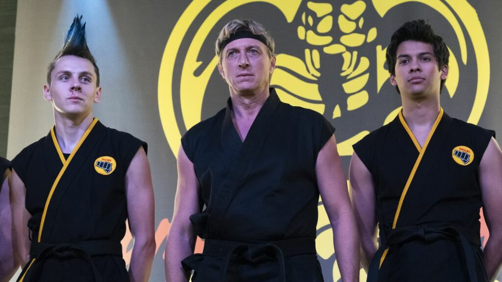 which cobra kai character are you