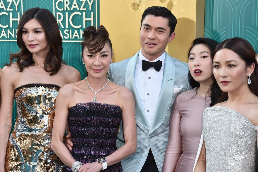 which crazy rich asians character are you