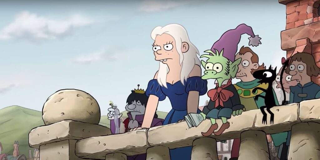 which disenchantment character are you