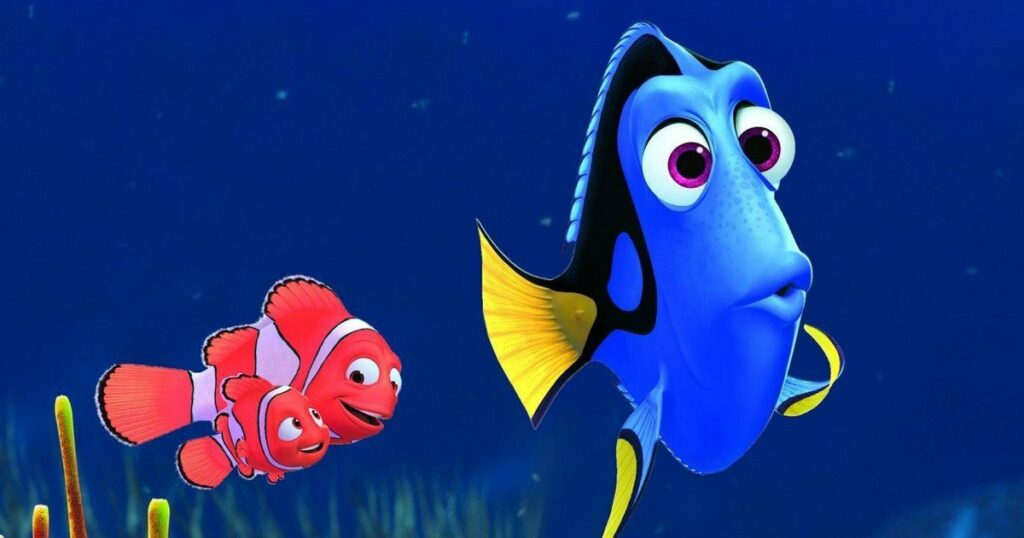 which finding dory character are you