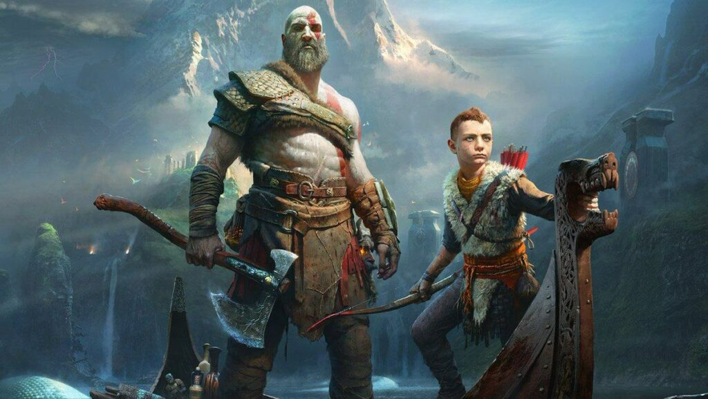 which god of war character are you