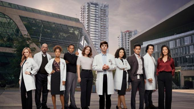 which good doctor character are you