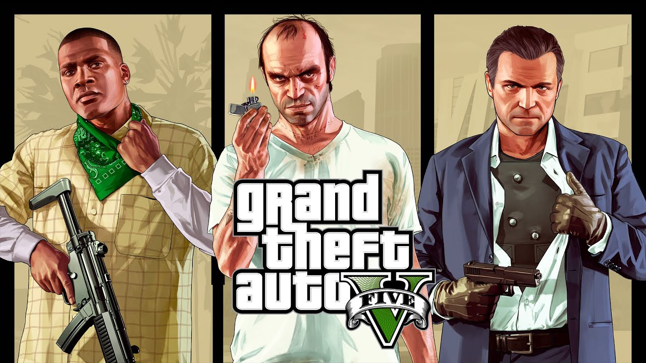 which gta v character are you