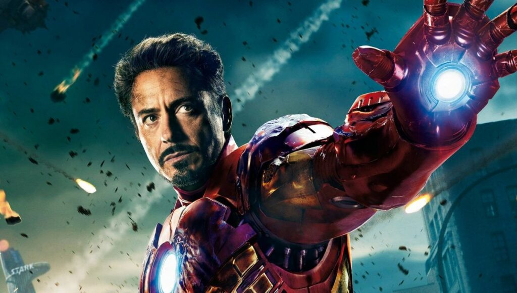 which iron man character are you