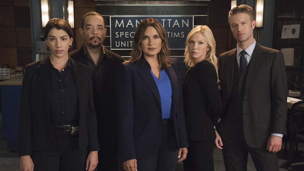 which law and order character are you
