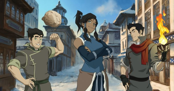 which legend of korra character are you
