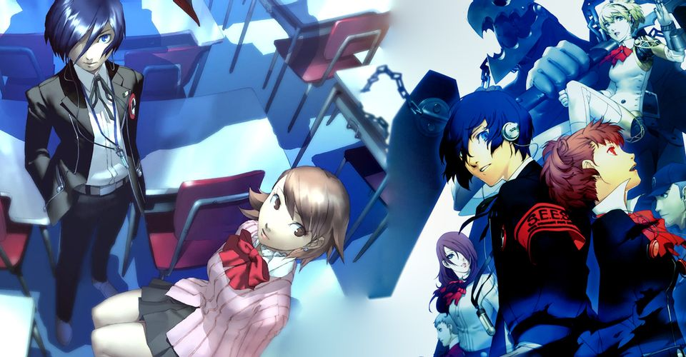 which persona 3 character are you