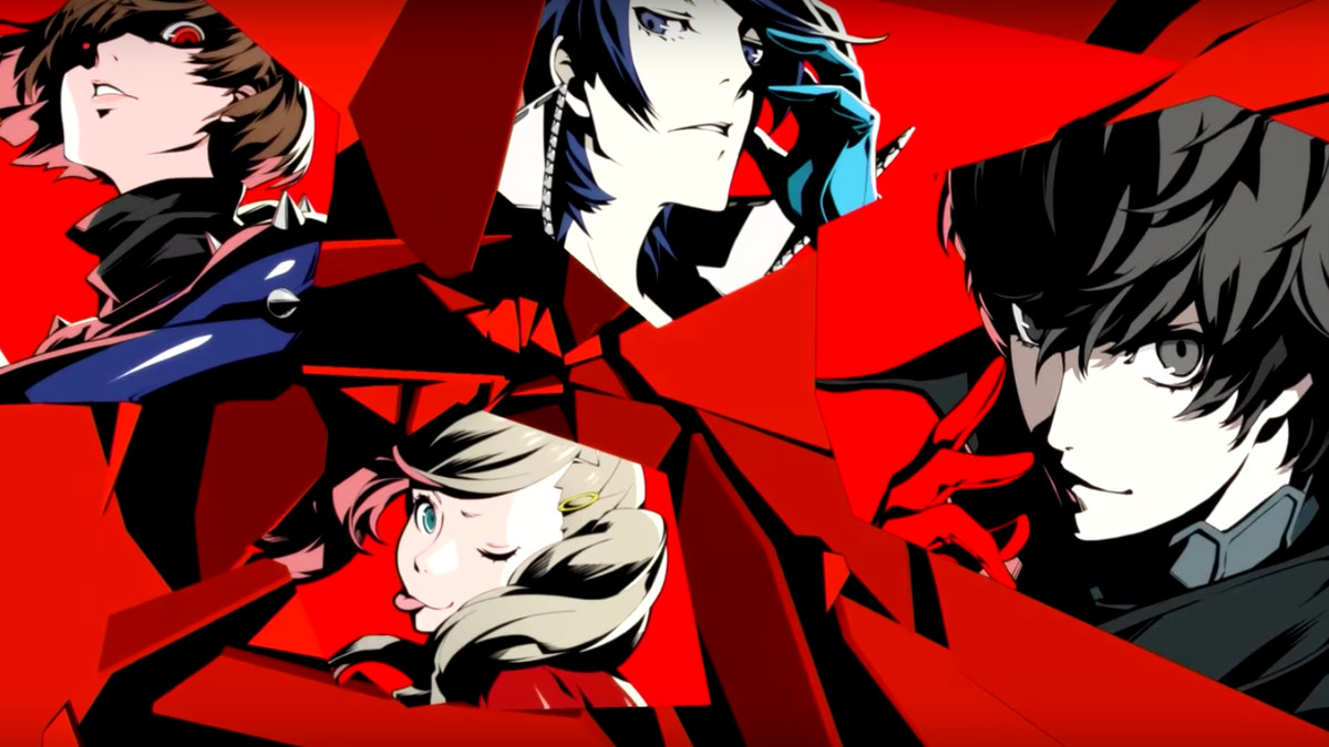which persona 5 character are you