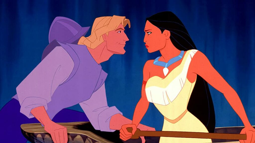 which pocahontas character are you
