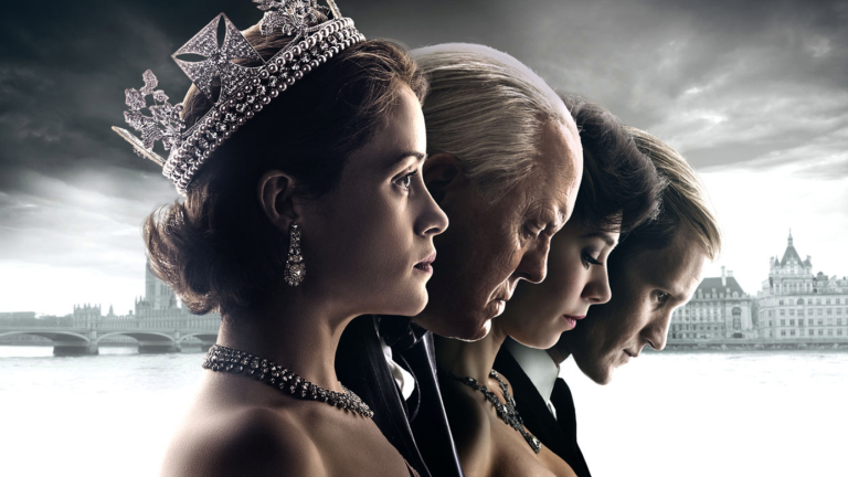 which the crown character are you
