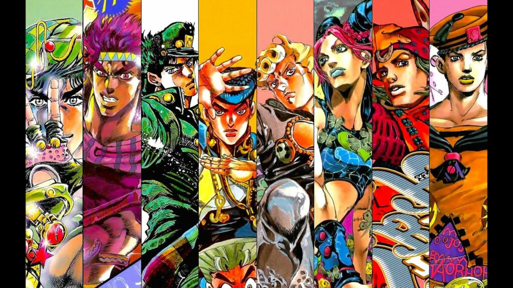 which jojo character are you