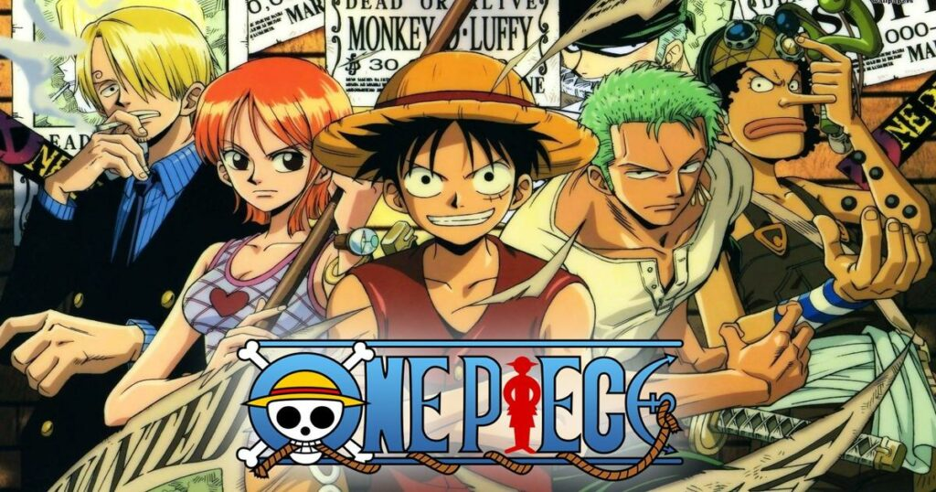 which one piece character are you