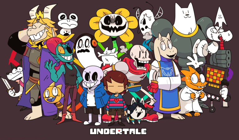 which undertale character are you
