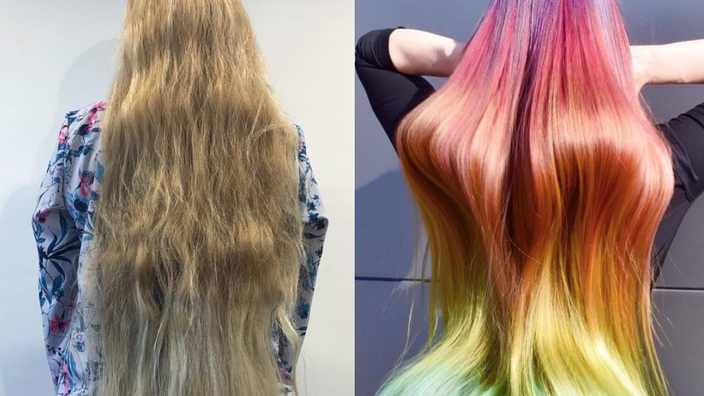what color should i dye my hair quiz