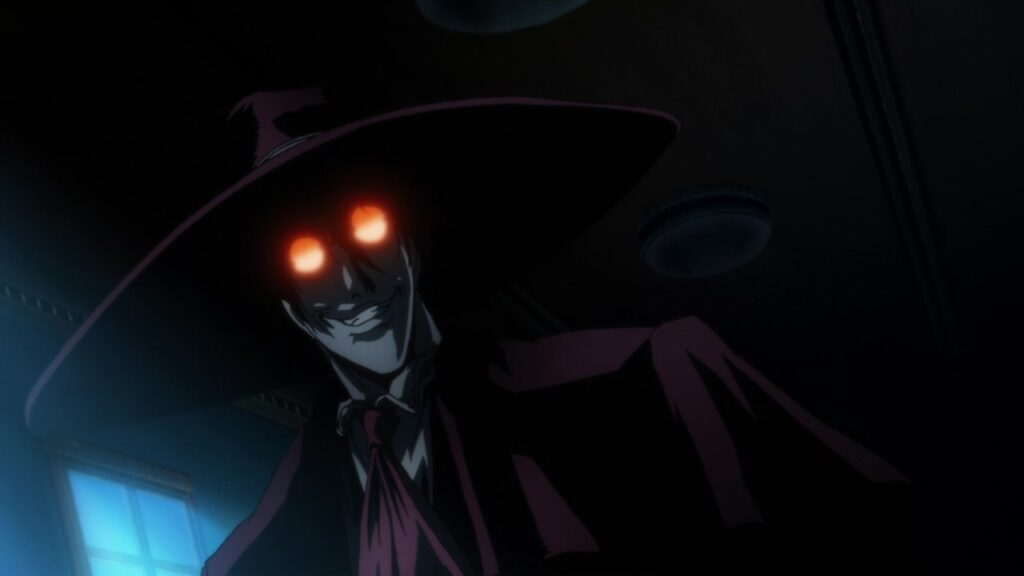 which hellsing character are you