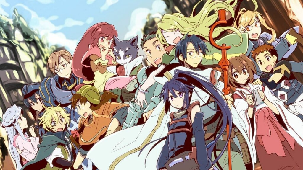 which log horizon character are you