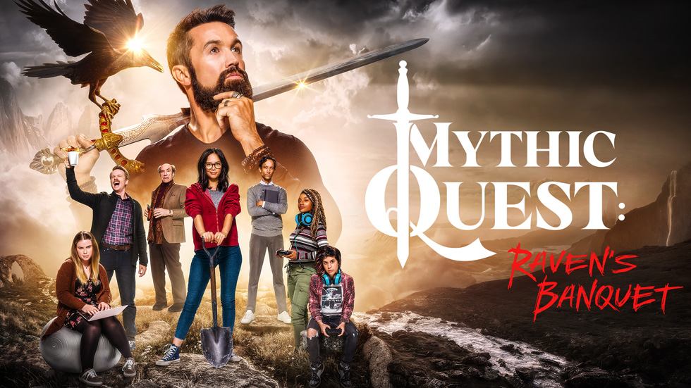 which mythic quest character are you