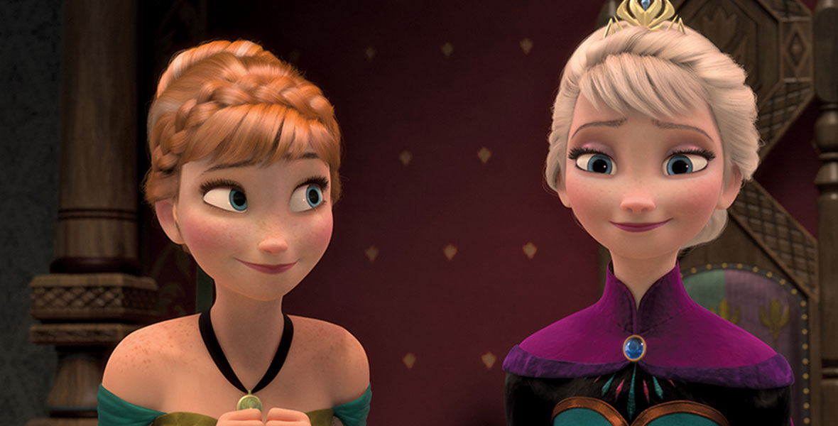 are you anna or elsa quiz