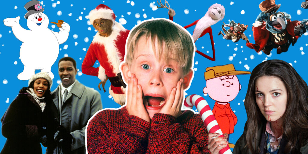 what christmas movie character are you