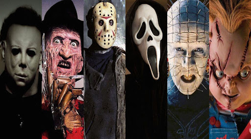what horror slasher are you