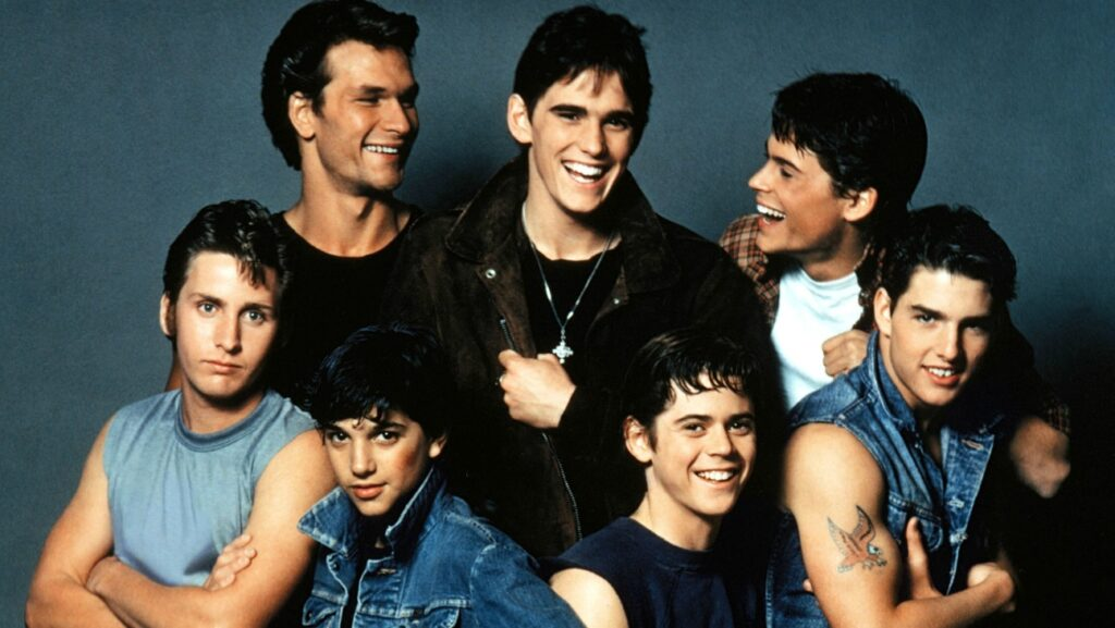 what outsiders character is your boyfriend