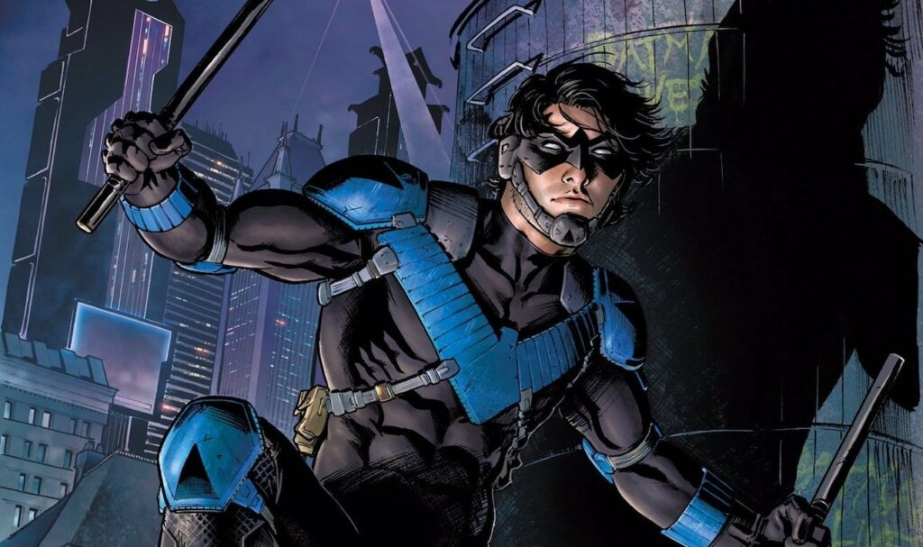 what is your nightwing name