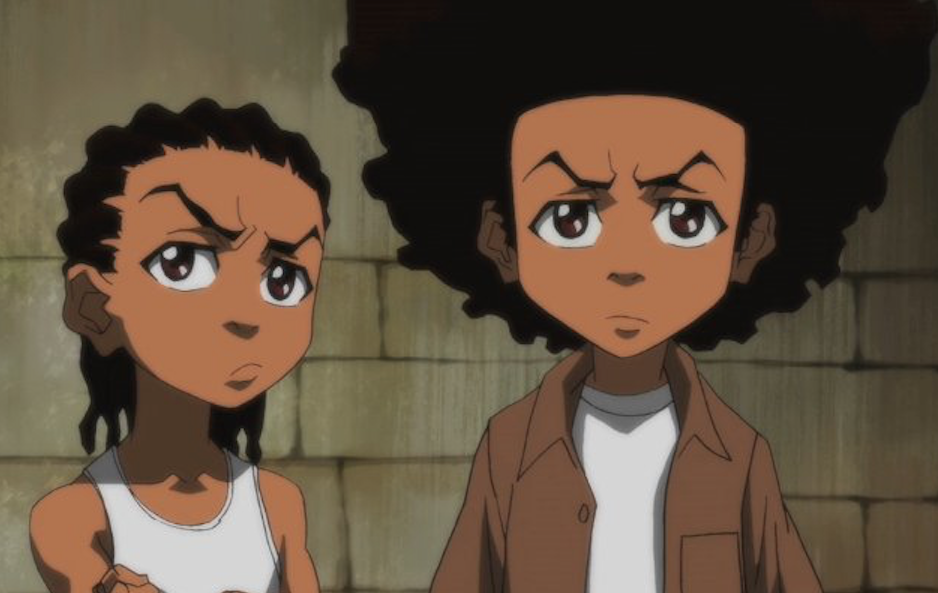 which boondocks character are you