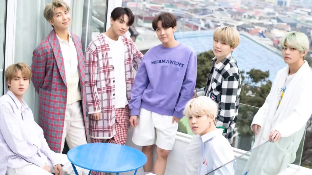 which bts song are you
