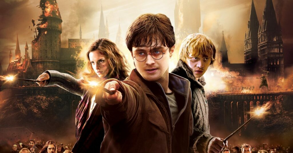 which harry potter trio would you be in and why