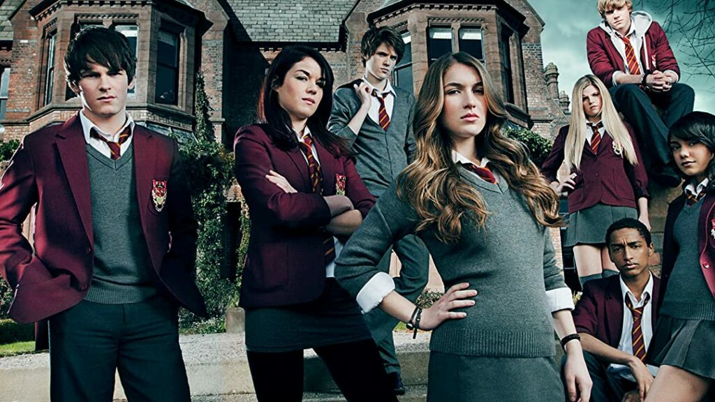 which house of anubis character are you