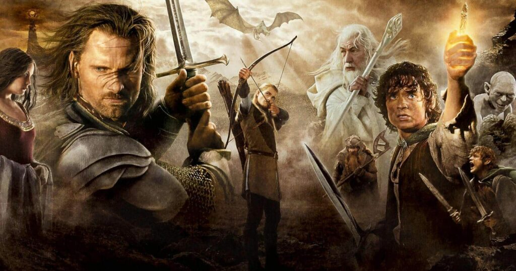 which lord of the rings race are you