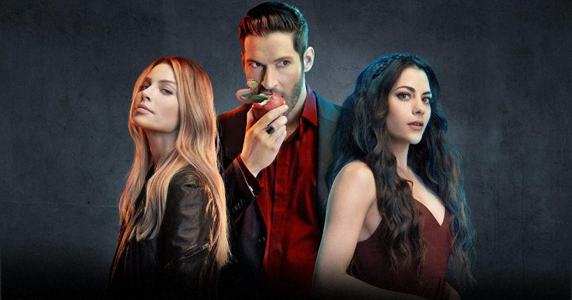 which lucifer character are you