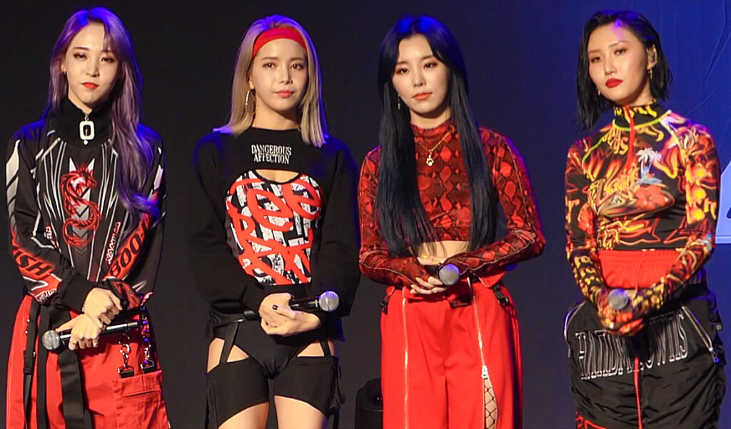 which mamamoo member are you