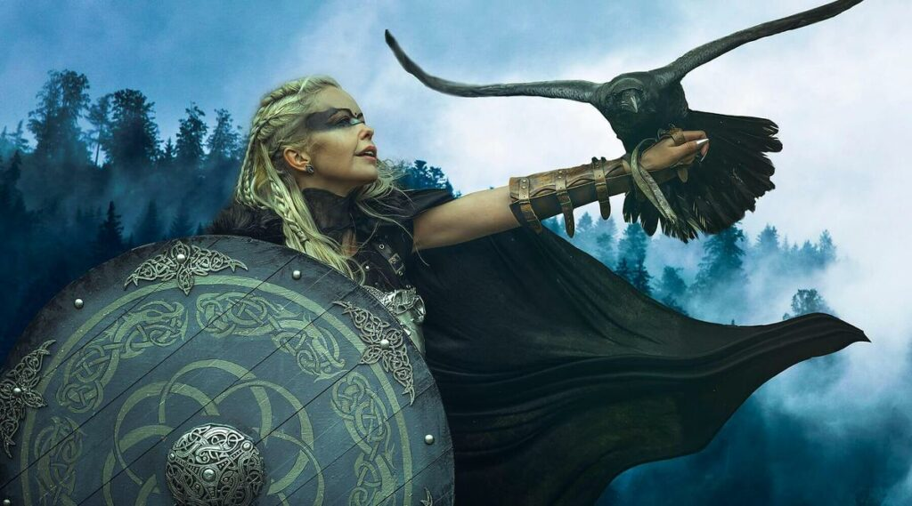 which norse goddess are you