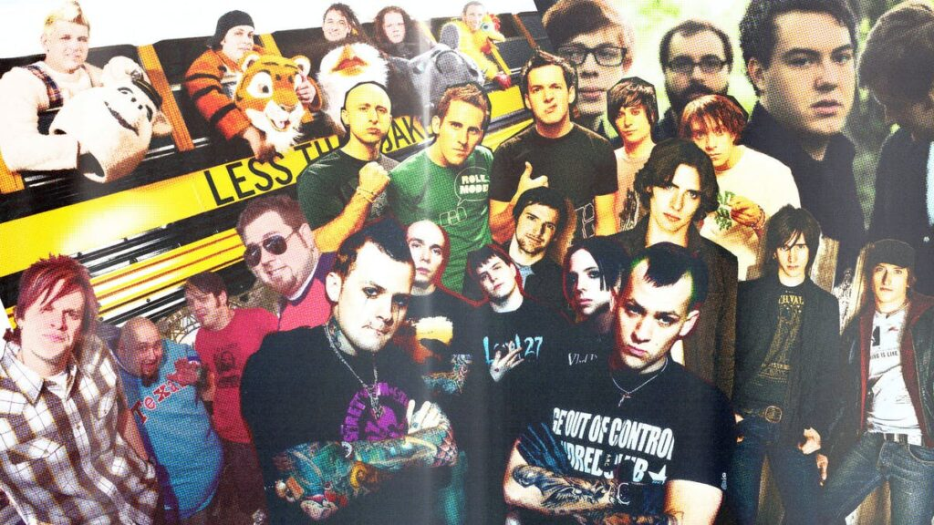 which pop punk band are you