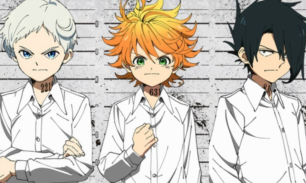 which promised neverland character are you