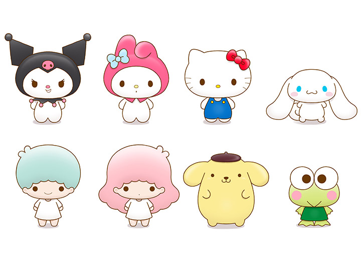 which sanrio character are you