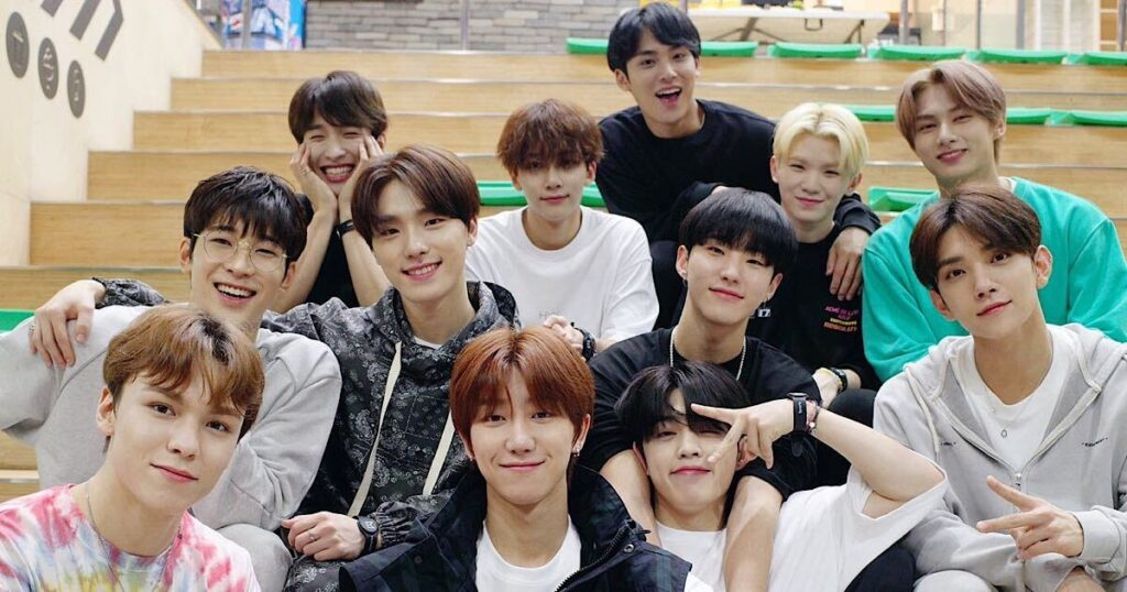 which seventeen member are you